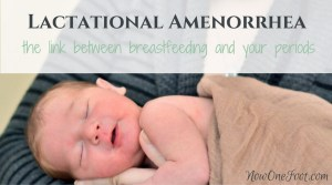 Lactational Amenorrhea – All about breastfeeding fertility