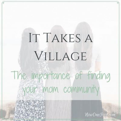The blessing of finding a community