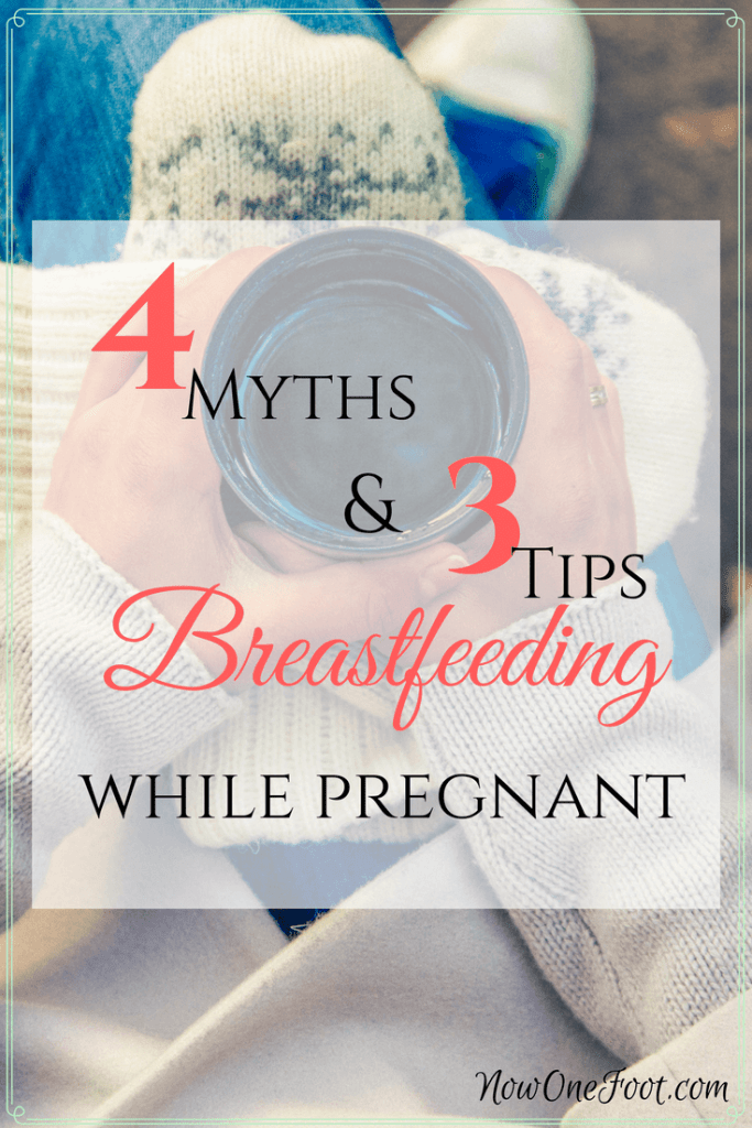 There are so many myths out there about breastfeeding while pregnant it can be hard to not assume the worst. But it is safe and a great way to stay connected with your older child as you prepare for a new sibling. Read on for 4 myths and 3 tips for breastfeeding while pregnant.