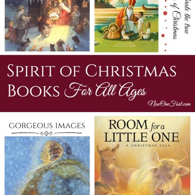 Spirit of Christmas books for all ages