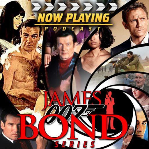 Now Playing: The James Bond Movie Retrospective Series