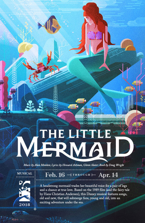 Disney's The Little Mermaid presented by Hale Center ...
