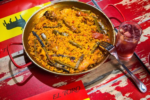 El Toro Comes Charging Into Houhai With Authentic Spanish Cuisine