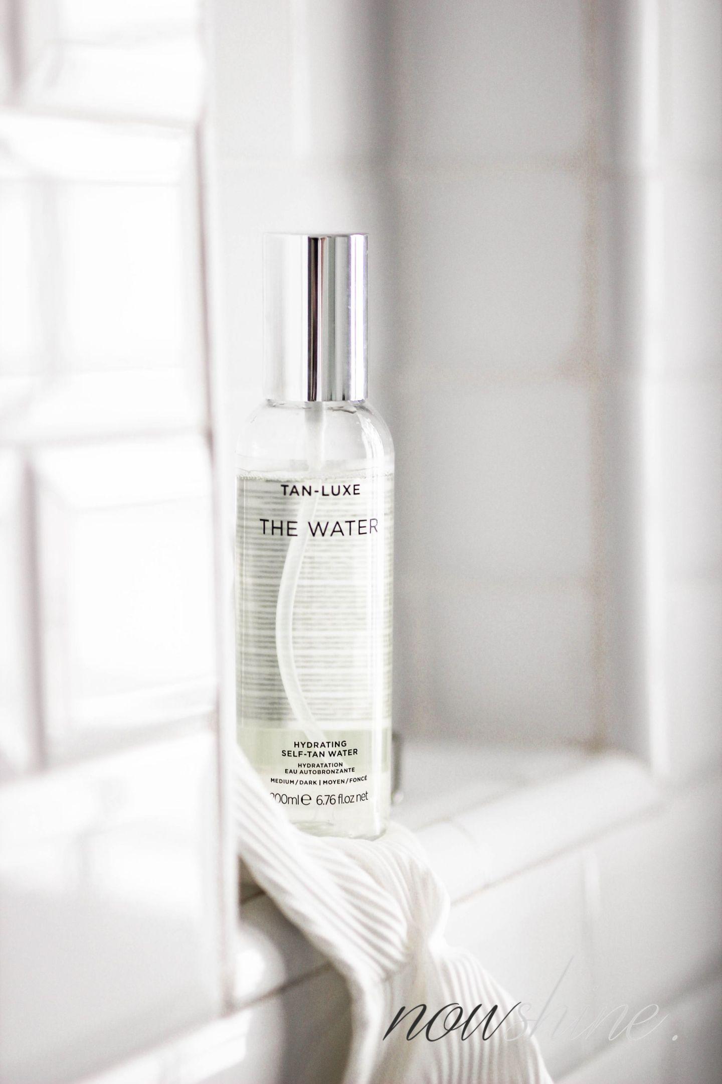 Selbstbräuner für die Beine von Veralice - The Water von Tan Luxe