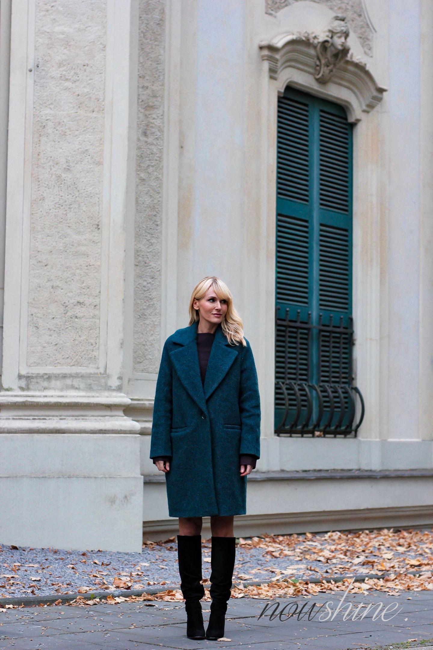 Blazermantel im Oversized-Look von Bonita - Capsule Wardrobe Beispiele