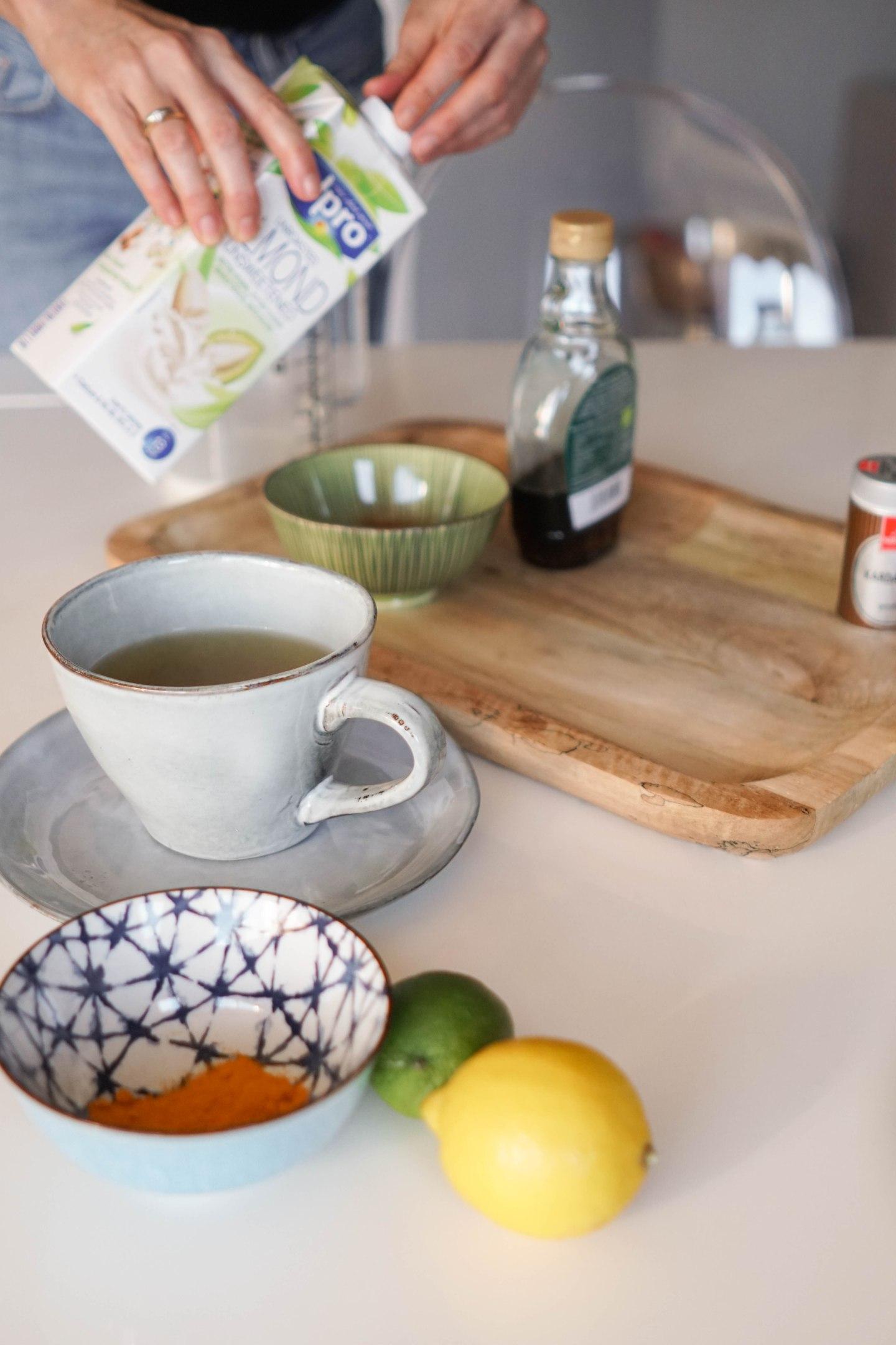Alpro 30 Tage Challenge- Mandeldrink ungesüßt-Nowshine Lifestyle Blog-Ernährung-Zuckerbewusstsein-Rezepte