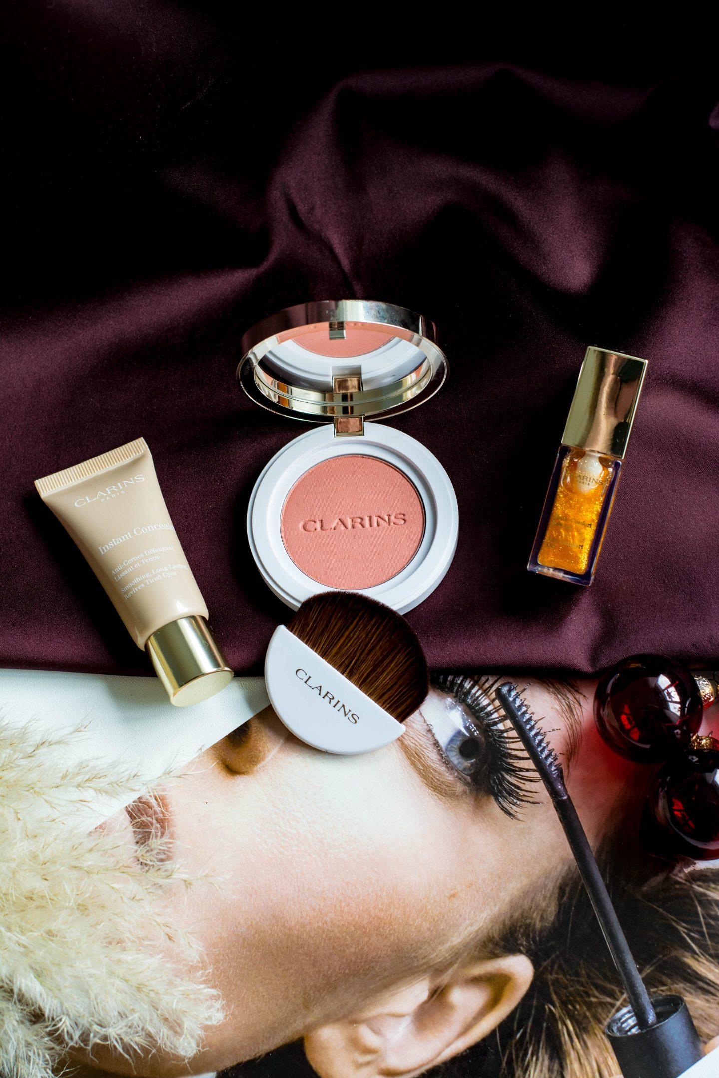 Honey Glam, Gold, Glitzer, strahlen, leuchtende Augen, Drei Produkte schnelles make-up, natürliches Make-up, 5 Minuten Make-up, get your Glamour, Pflege und Strahlkraft