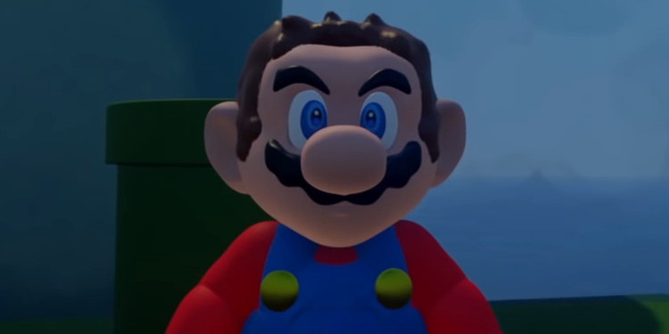 Dreams to have less Mario