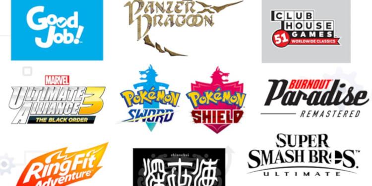 Nintendo showcases Direct games
