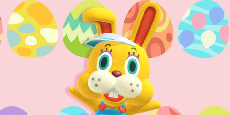 Bunny Day, Animal Crossing: New Horizons