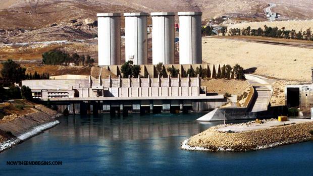 -control de estado islámico-isis-se apodera de-iraq-grande-dam-mosul