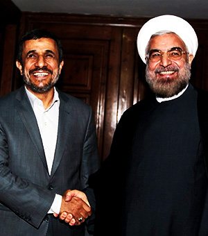 mahmoud-ahmadinejad-hasan-rouhani-iranian-president-israel-old-wound