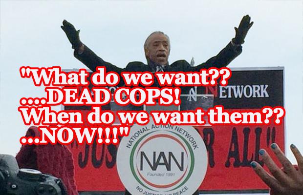 al-sharpton-millions-march-nyc-2014-chants-what-do-we-want-dead-cops-now-race-baiter