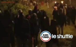 muslim-migrants-shut-down-eurotunnel-coordinated-attack