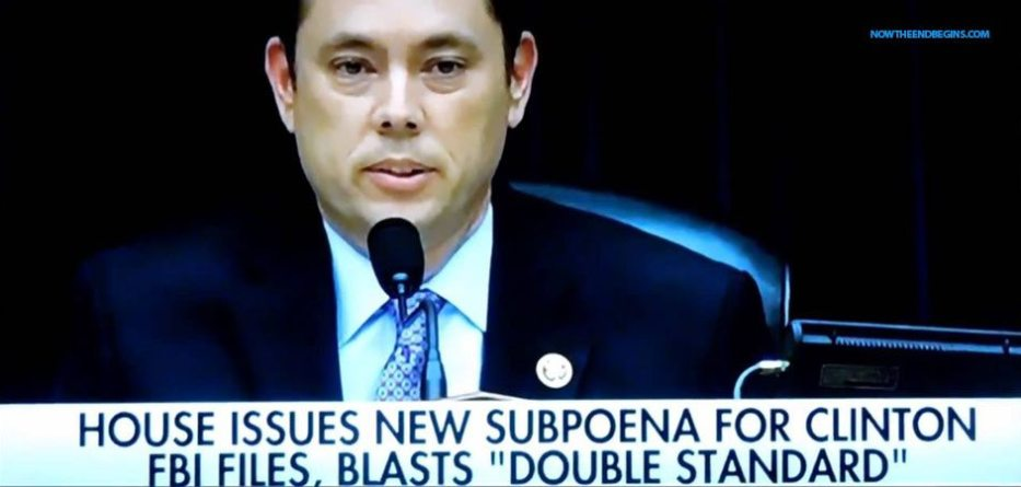 congress-serves-fbi-with-subpoena-for-withholding-information-hillary-clinton-email-scandal