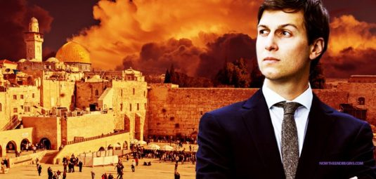 jared kushner jerusalem