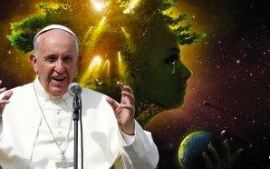 pope-francis-climate-change-mother-earth-sister-king-jorge-mario-bergoglio-vatican-mystery-babylon-harlot-revelation-17-gaia-worship