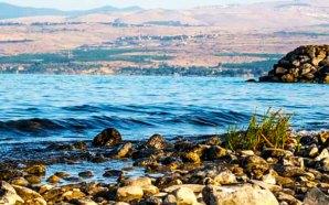 netanyahu-israel-sea-galilee-iranian-army-dip-toes-golan-syria