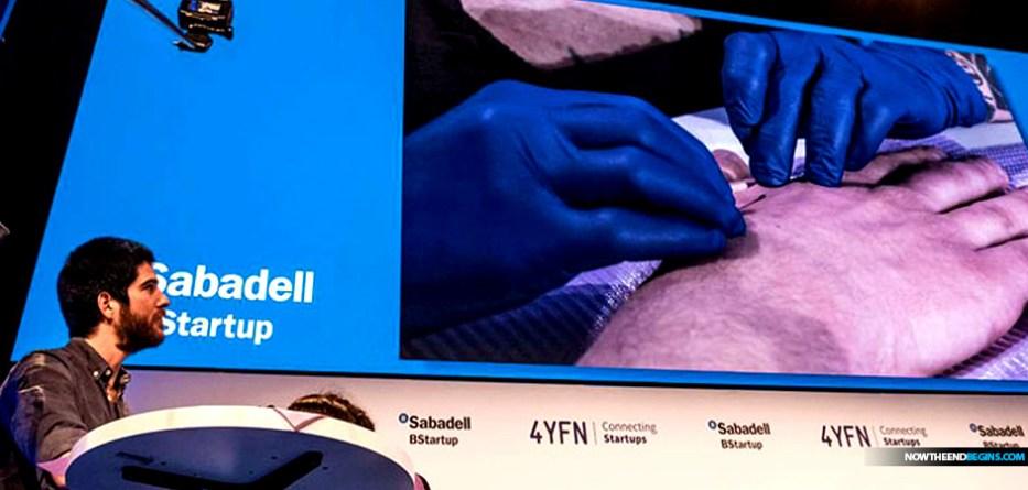 man-gets-live-microchip-implant-mobile-world-congress-technology-barcelona-spain-mark-of-the-beast-end-times-nteb-edgar-pons
