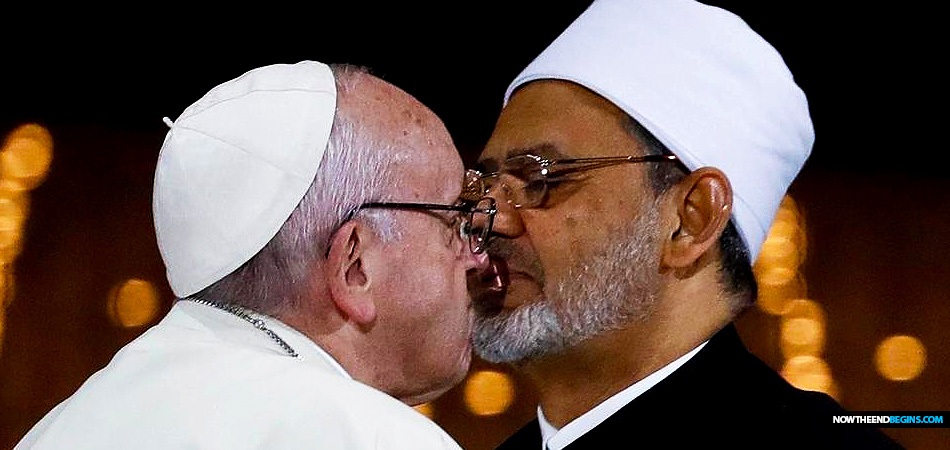 pope-francis-antichrist-end-times-peace-covenant-islam-ahmed-al-tayeb-no-mention-jesus-christ-vatican-whore-revelation-17