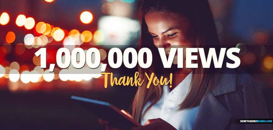 Now The End Begins Website Records More Than One Million Page Views For The Month Of May