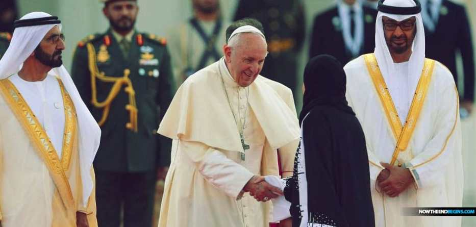 """Vatican issues a happy Ramadan to all """"Muslim brothers and sisters"""""""