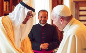 "Pope Francis calls for theological reforms in Catholic schools to promote ""common mission of peace"" with Islam"