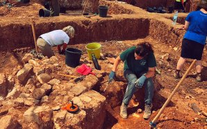 Colossal ancient structures found at Gath may explain origin of story of Goliath