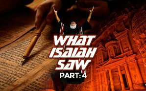 NTEB RADIO BIBLE STUDY: Part 4 Of The Prophecies Of Isaiah And The End Times