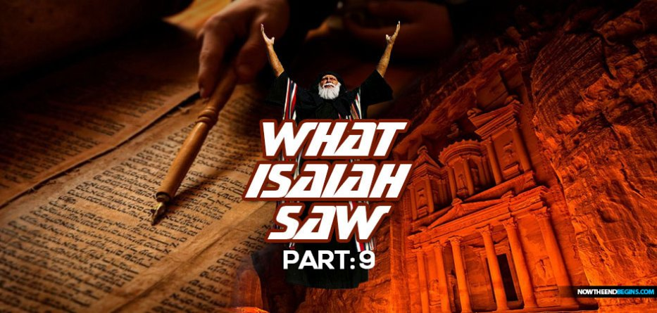 NTEB RADIO BIBLE STUDY: PAR0T 9 OF THE PROPHECIES OF ISAIAH AND THE END TIMES