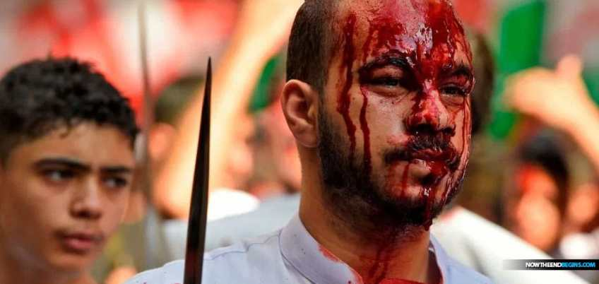 Other rituals carried on Ashura include mourning processions, recitations of mournful poetry, and services in which the history of the Battle of Karbala is retold.