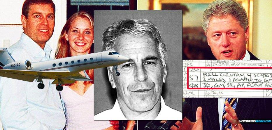 Prince Andrew taken down by Jeffrey Epstein scandal is Bill Clinton next?