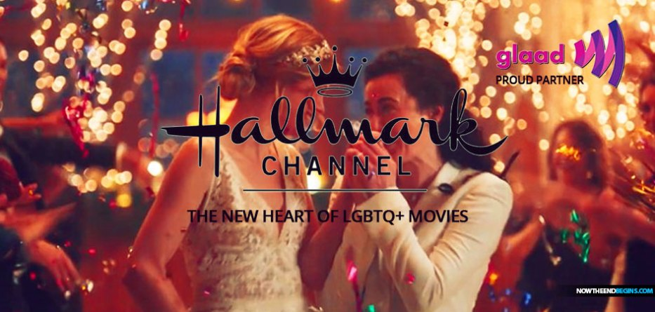 The Hallmark Channel on Sunday moved to reinstate ads featuring a same-sex couple that had been removed from the cable network.