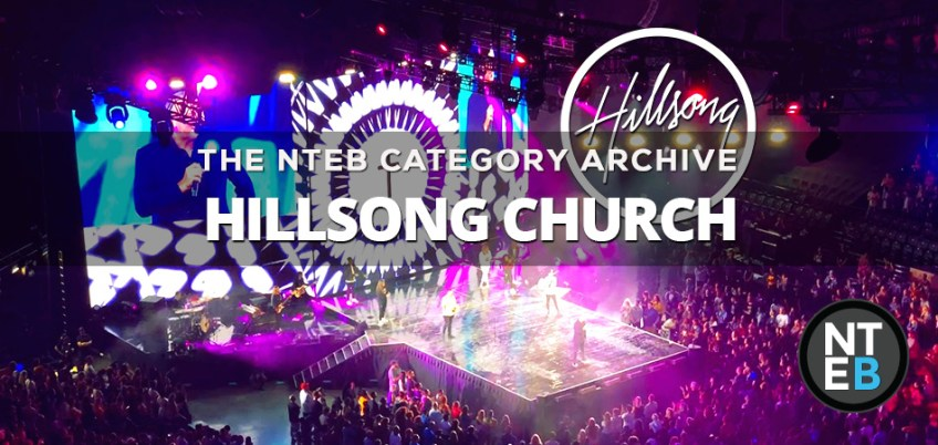 The End Times Heresy Of Hillsong Church