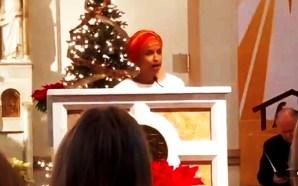 Muslim Ilhan Omar Reads Islamic Prayer At Catholic Church Chrislam Prayer Service
