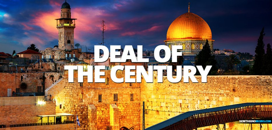 Jerusalem to remain united in 'Deal of the Century'