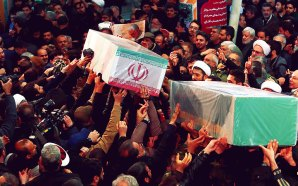 Qassem Soleimani burial delayed after 50 killed, 213 injured in Iran stampede