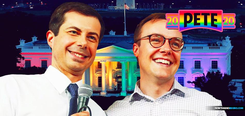 Pete Buttigieg's Husband Will Call Himself 'First Gentleman' if Buttigieg Becomes President