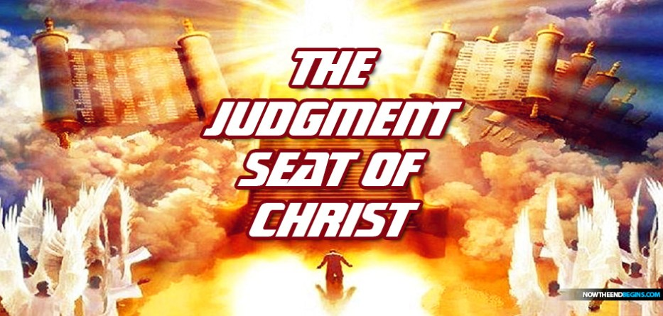 The Judgment Seat Of Christ is a literal fire into which your earthly works for the Lord you performed since you were saved will be cast into.