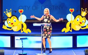 In Bizarre 'Sermon' Laodicean Pastor Paula White Compares Herself To A Queen Bee Performing A Ritual Sex Dance On The White House Lawn