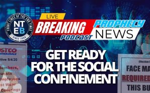 On this episode of the NTEB Prophecy News Podcast, we are looking at mandatory mask wearing, sick or not, and how Liberal elites are pushing for all 5o states to enact laws forcing this to take place.