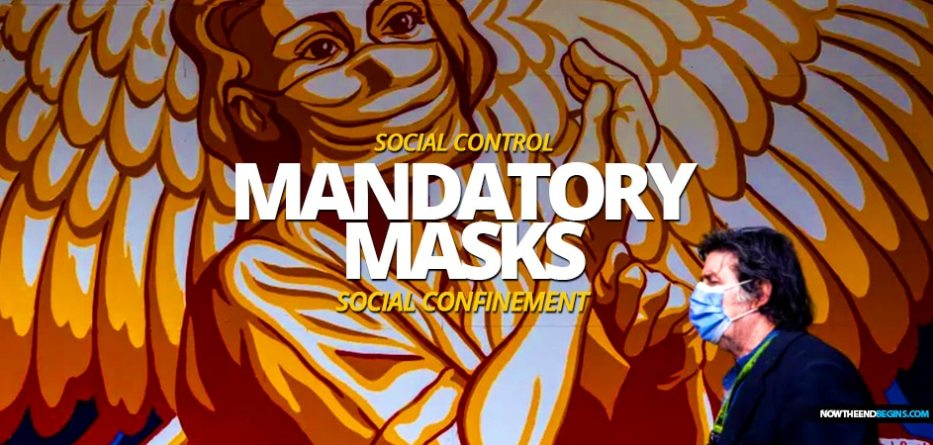 Mandatory Masks Aren't About Safety, They're About Social Control