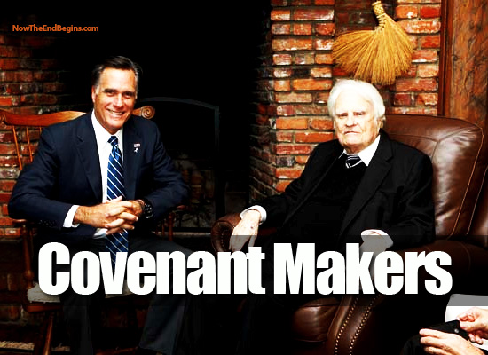 Billy Graham says that Mormonism is not a cult