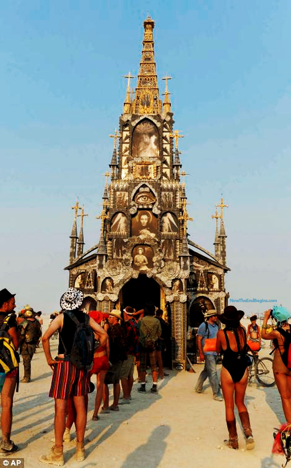 burning-man-pagan-festival-occult-temple-worship