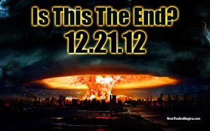 Mayan Calendar December 21 2012 end of the world