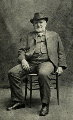 "James Owen, who wrote ""Recollections of a Runaway Boy: 1827-1903"""