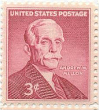 Andrew Mellon, the man who made Pittsburghers look up.