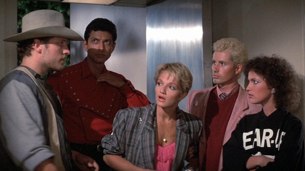 The Adventures Of Buckaroo Banzai Across The 8th Dimension 1984 Reviews Now Very Bad
