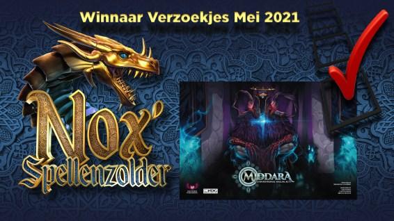 Winnaar Mei 2021