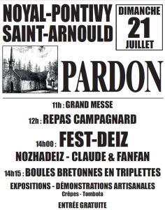 Pardon de Saint-Arnould
